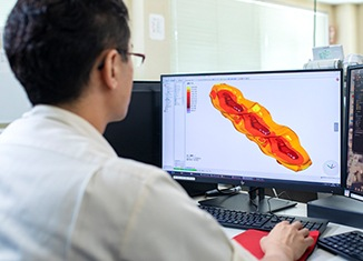 情報分析の力で 最適な設備・工法を選定