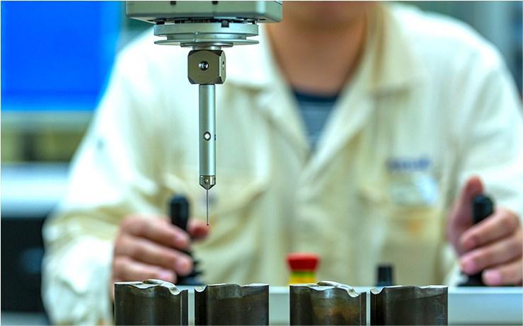 CNC三次元測定