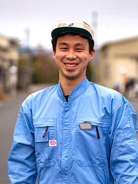 製造部 鍛造課 3係 M.Oさん